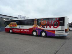 Foto Buswerbung
