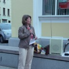Dr. Sabine Heilig, Rotary Club Nördlingen
