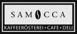 Logo SAMOCCA  Kaffeerösterei-CAFE-DELI