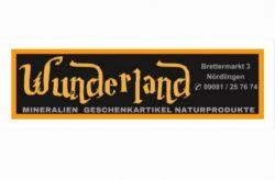 Logo Wunderland Glaswaren & Naturprodukte