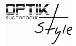 Logo Optik + Style Kuchenbaur