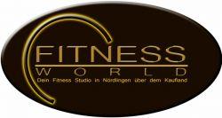 Logo Fitness World GmbH