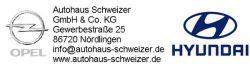 Logo Autohaus Schweizer GmbH & Co.KG