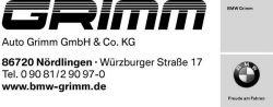 Logo Auto Grimm GmbH & Co. KG