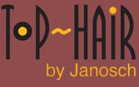Logo TOP-HAIR by Janosch