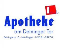 Logo Apotheke am Deininger Tor