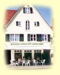 Logo Bäckerei Haußer