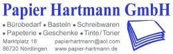 Logo Papier Hartmann