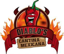 Logo DIABLOS Cantina Mexicana
