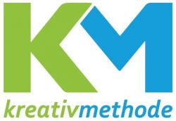 Logo kreativMethode Web- und Marketingagentur