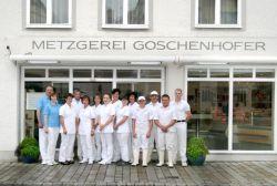 Logo Metzgerei Goschenhofer Inh. Kühn