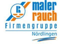 Logo Maler Rauch Nördlingen