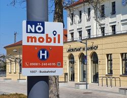 Logo NÖ-mobil   Der Rufbus