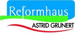 Logo Reformhaus Astrid Grunert