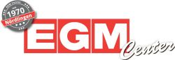 Logo EGM Center Nördlingen