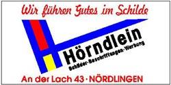 Logo Hörndlein Schilder GmbH